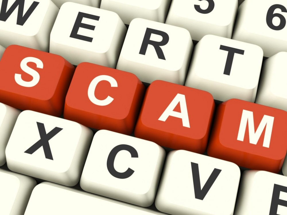 This month: information on email & text scams claiming to be high street stores; and a scam targetting those who are looking at loans!