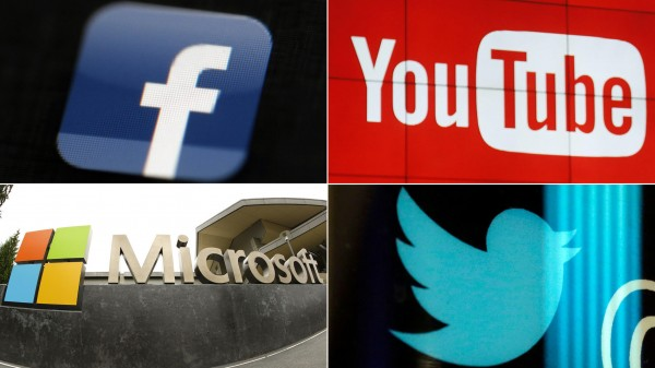 Facebook, YouTube, Microsoft & Twitter are working together to tackle online extremism on their networks