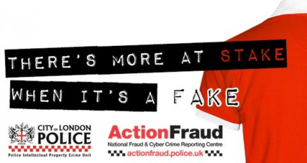 Cyber Safe Warwickshire - Action Fraud Launches Counterfeit Goods