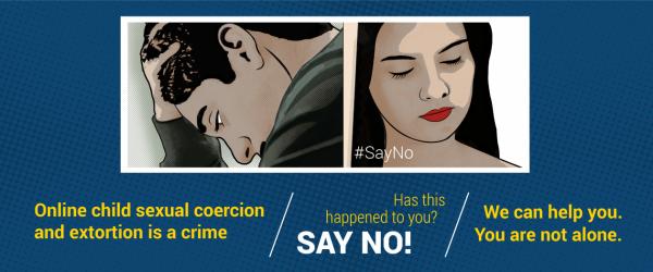 Europol Sexual Coercion & Extortion